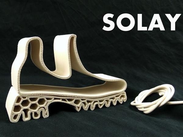 Немецкий инженер создал волокно для 3D-печати обуви