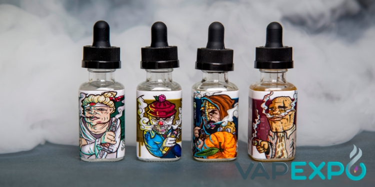 Inimitable four from Vape Shop Kiev: review of Serious Juice line