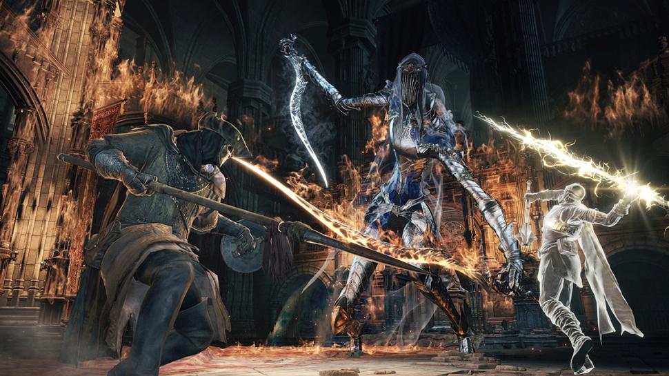 Кілька епічних гіфок з Dark Souls 3