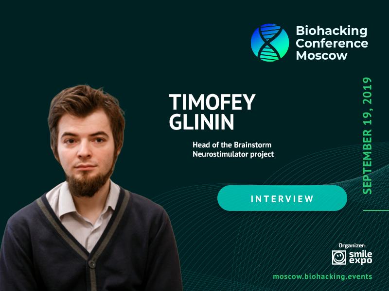 Neurobiology Expert Timofey Glinin About Brain Electric Stimulation and Brainstorm Neurostimulator Features