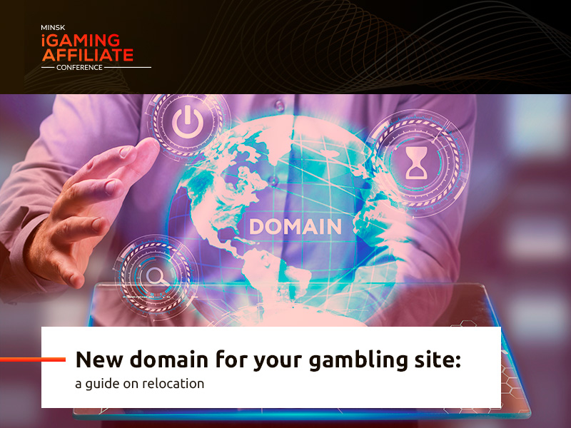 New domain for your gambling site: a guide on relocation