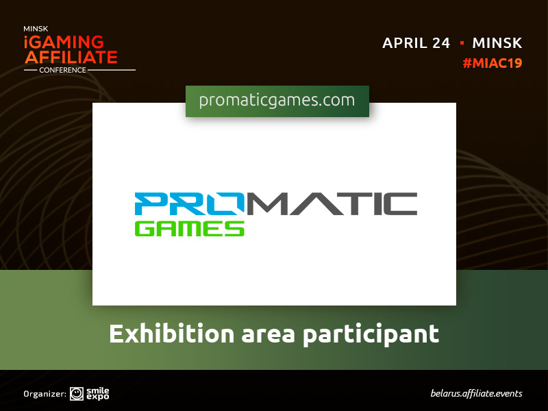 New online casino games and HTML5 platform: Promatic Games solutions in exhibition area