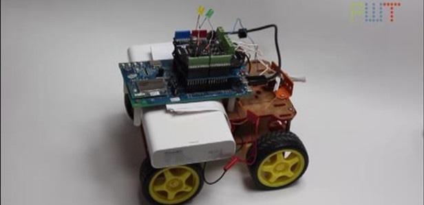 Нейроуправляемая машина создана с помощью 3D-печати