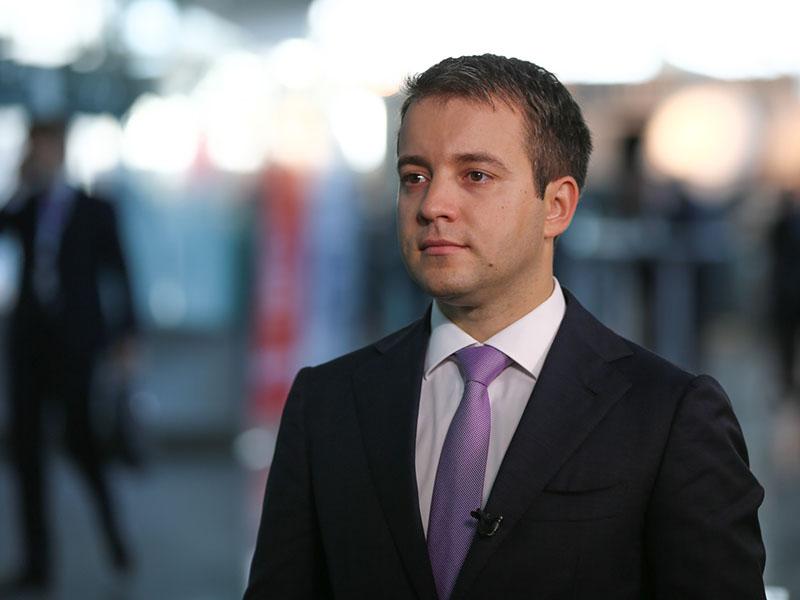 Николай Никифоров призвал заменить термин «крипторубль»