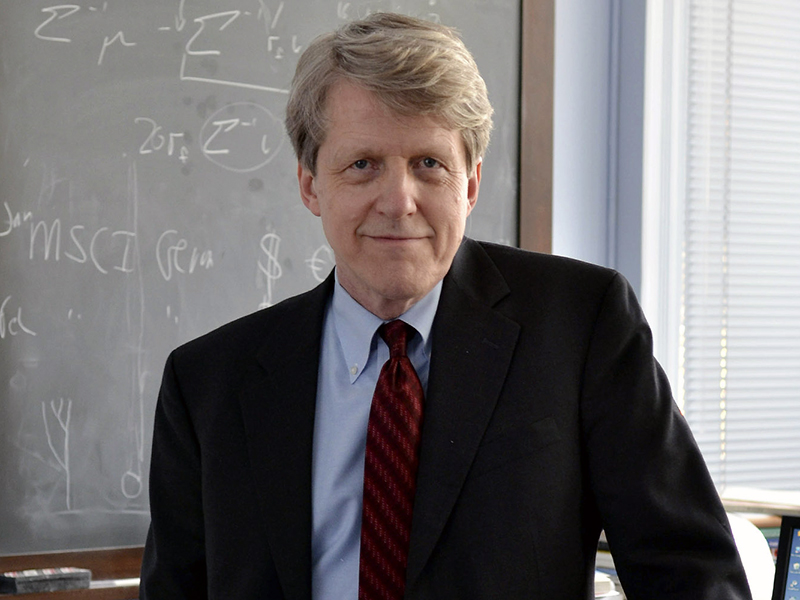 Nobel laureate in Economics claimed bitcoin the best model of the financial bubble