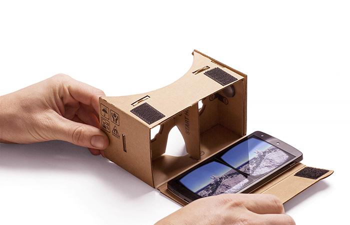 Новая VR-гарнитура от Google