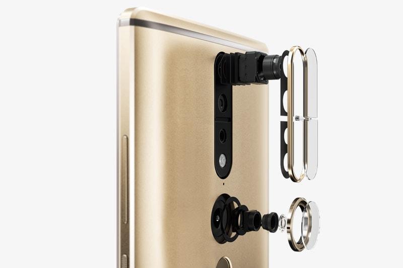 Новый AR-смартфон Lenovo использует технологию Tango