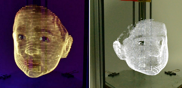 Новый метод 3D-печати – светом