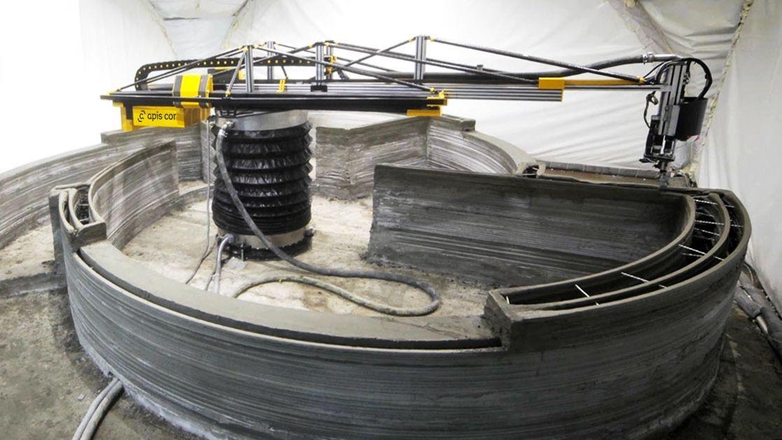 Новости 3D-печати: новые филаменты и успех Apis Cor