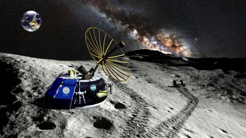 Space industry news: Moon flight, climate control space suit and Japanese rocket fall