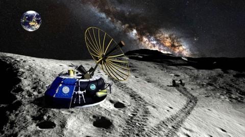 Новости космической индустрии: полет на Луну, скафандр с климат-контролем и падение японской ракеты