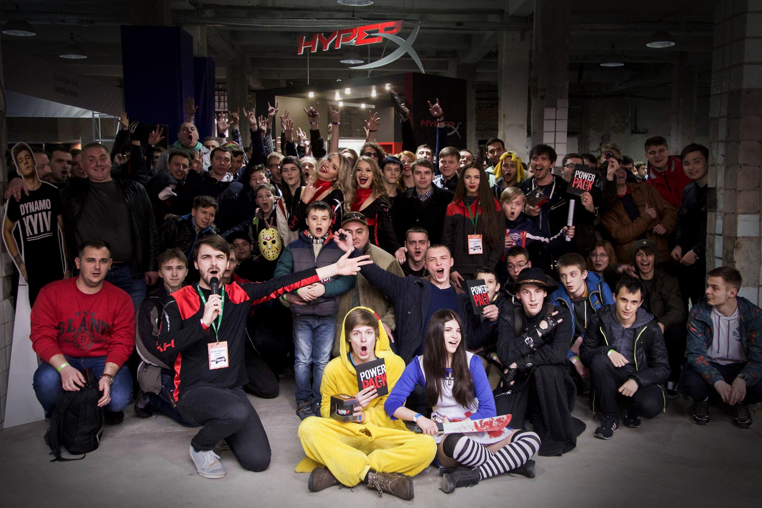 Інтерв'ю з представницею бренду HyperX Ольгою Андрєєвою