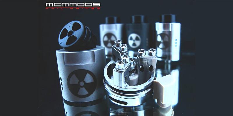Nuclear RDA by MCM Philippines – постапокалиптическая дрипка