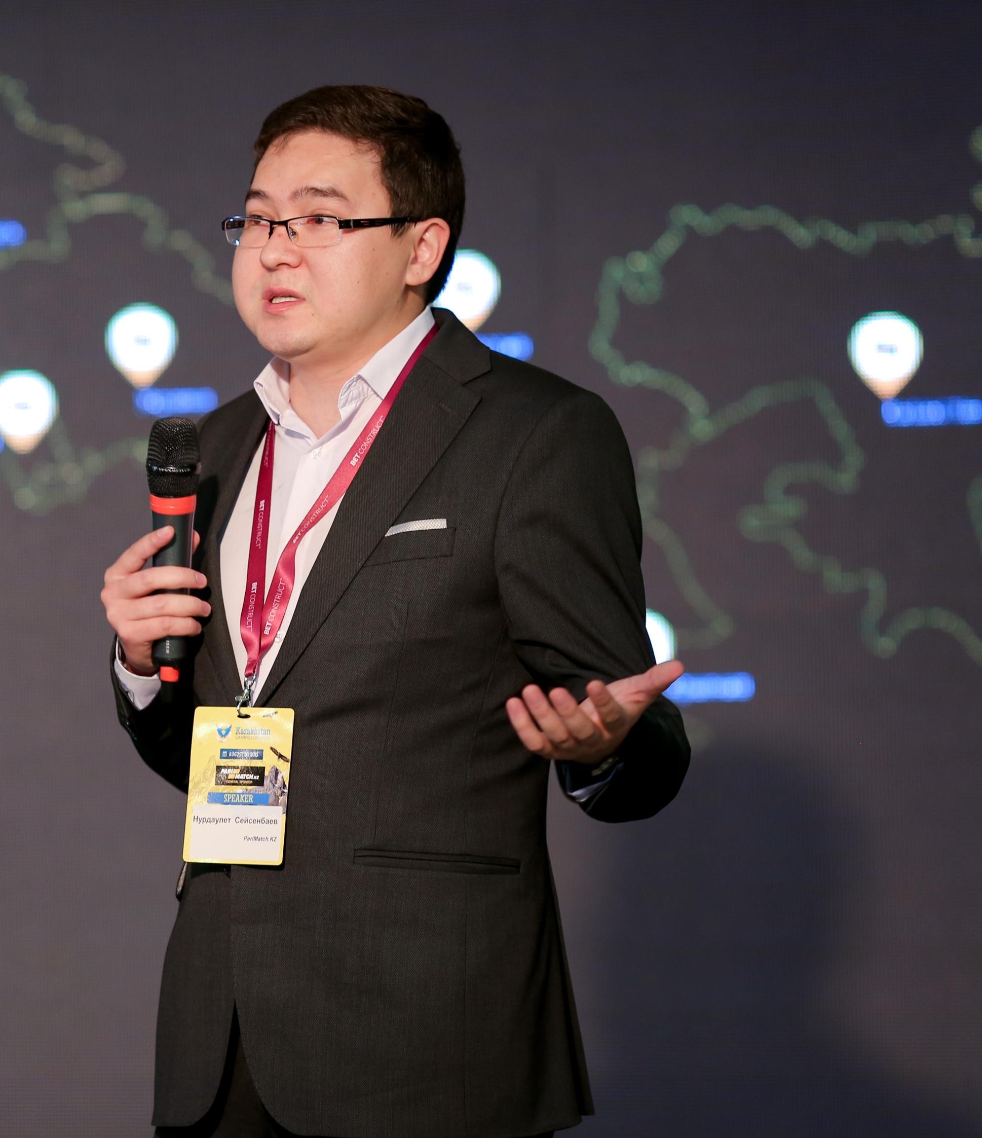 Нурдаулет Сейсенбаев призвал букмекеров Казахстана объединиться
