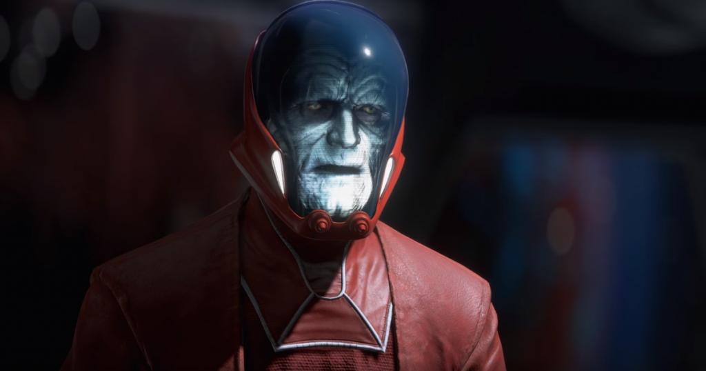 NY Comic Con посетил дроид-посланник Императора из Star Wars: Battlefront 2