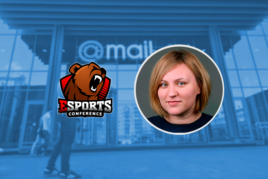 Review of the report by Mail.Ru Group representative at eSPORTconf Russia 2016