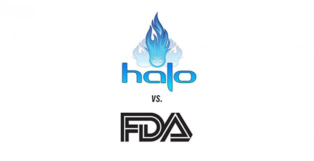 Черга HALO відповісти FDA