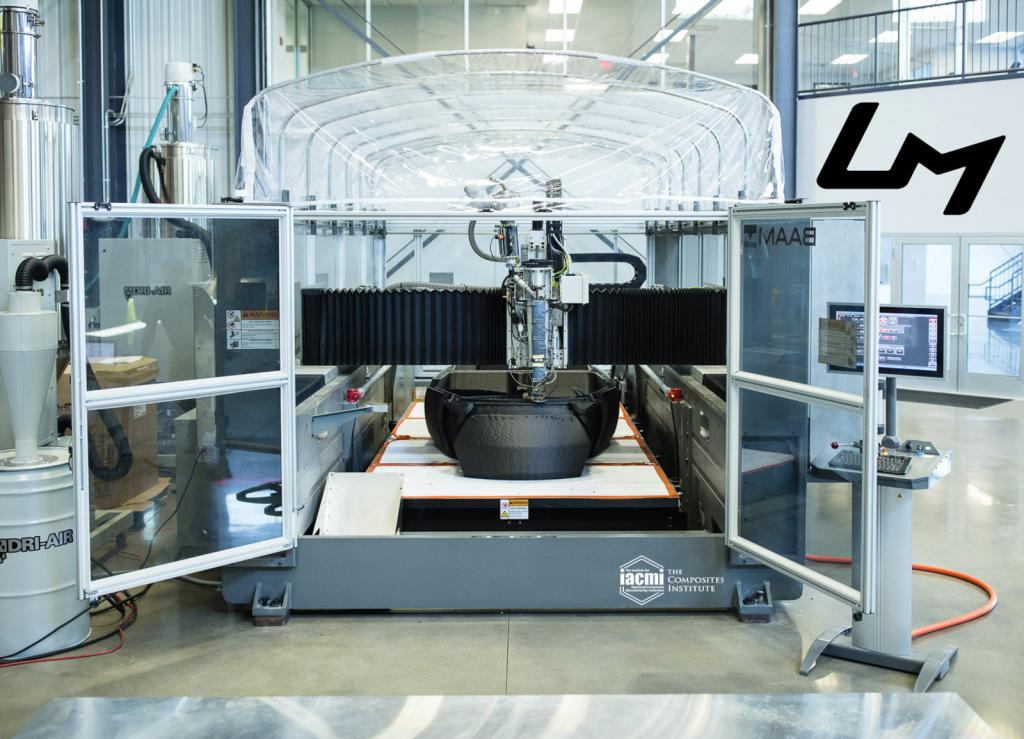 Один миллиард долларов на развитие 3D-печатных авто Local Motors