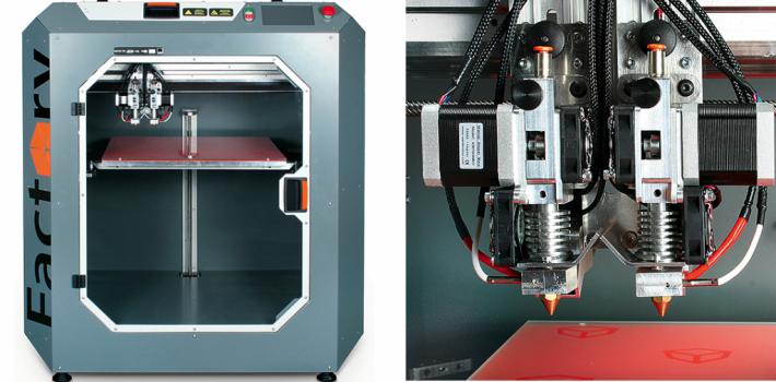 Omni3D представляет большой 3D-принтер Factory 2.0