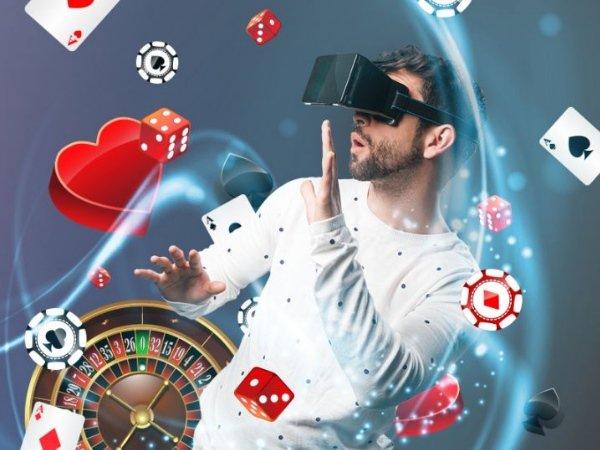 Онлайн-казино уйдут в виртуальную реальность