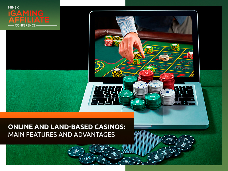 Online and Land-Based Casinos: Competitors or Equal Participants of the Gambling Market?