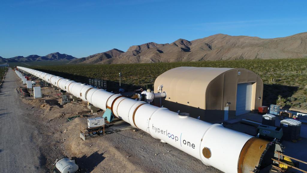 Определены 10 маршрутов Hyperloop в разных уголках мира