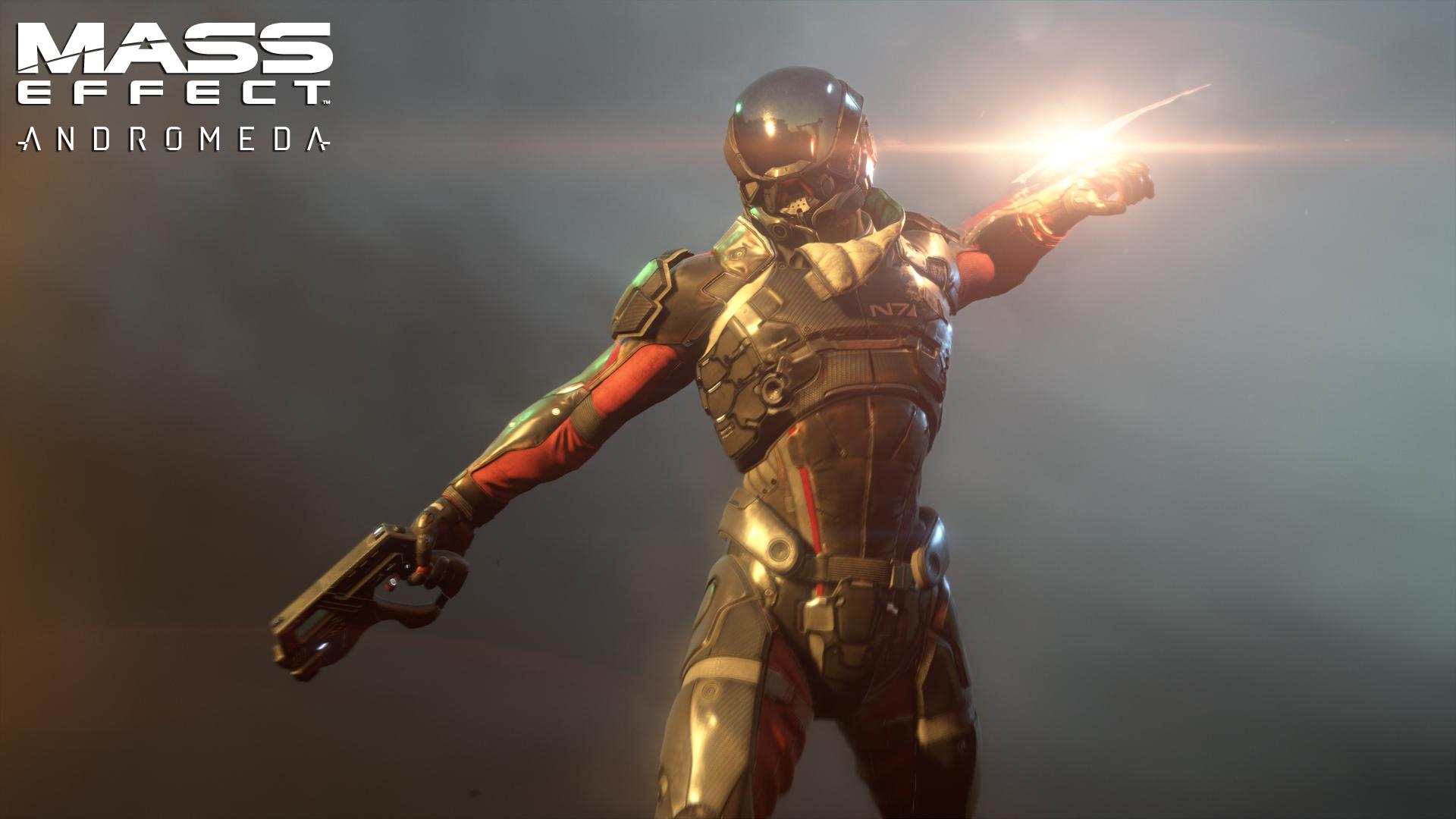Определили лучшие видеокарты для ПК-версии шутера Mass Effect: Andromeda