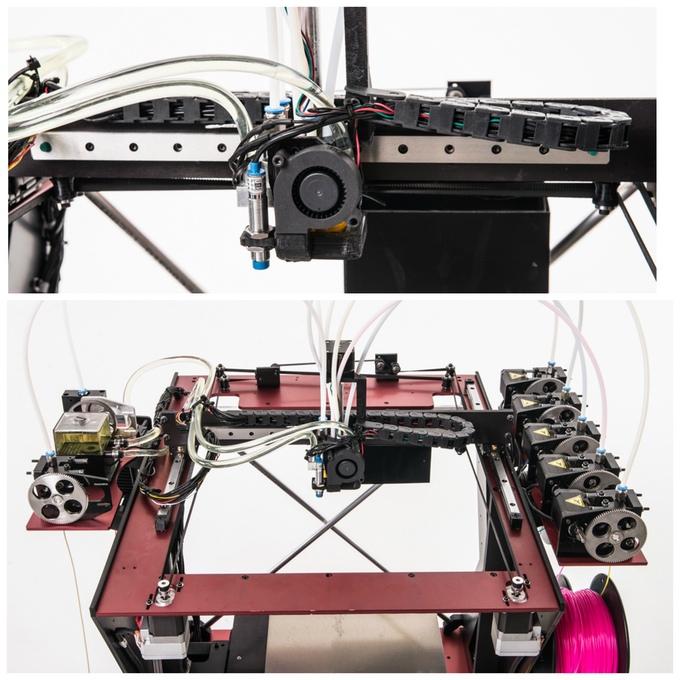 ORD Solutions начала принимать предзаказ на 3D-принтер RoVa4D