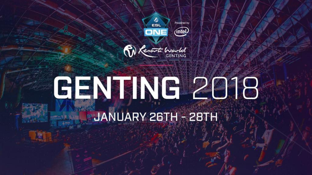 Организаторы ESL анонсировали третий в 2018-м minor-турнир по Dota 2