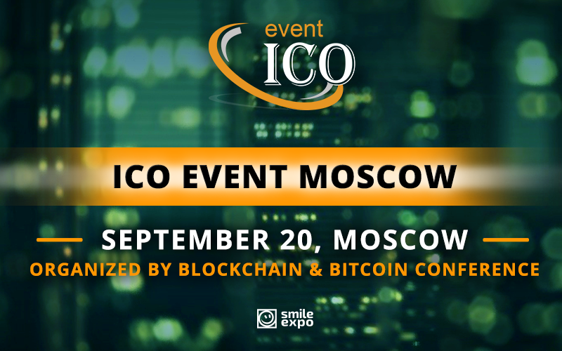 Organizers of Blockchain & Bitcoin Conference to hold a large-scale ICO event in Moscow
