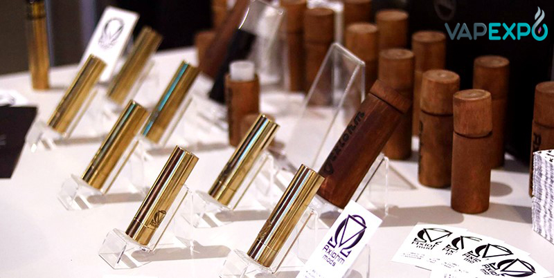 Axiohm Mods Founder: In Ukraine, only our company produces mech mods of this kind
