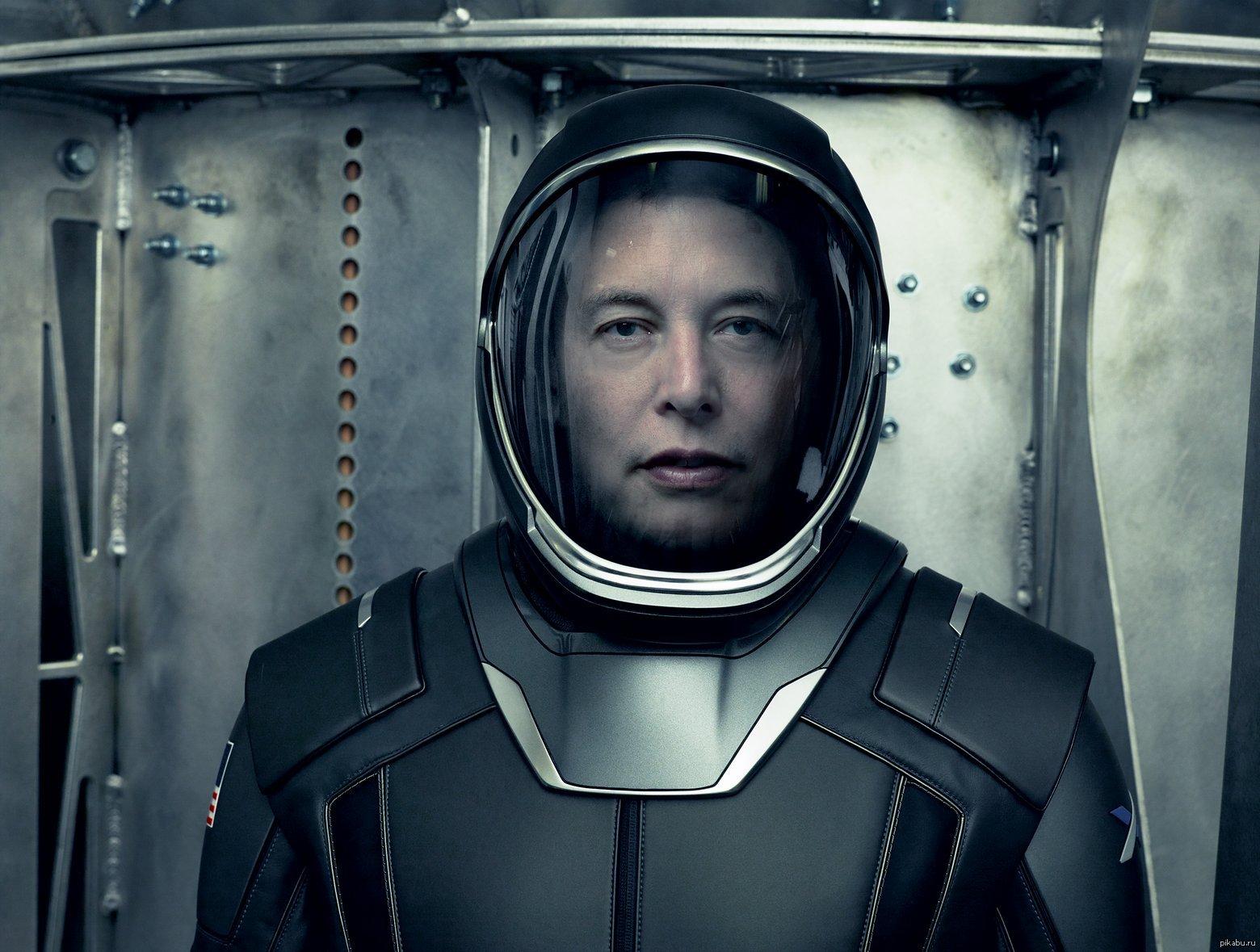 Основатель SpaceX заявил о планах полета человека на Марс к 2025 году