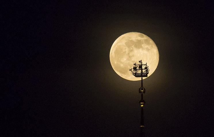 Освоение Луны начнется в 2021 году