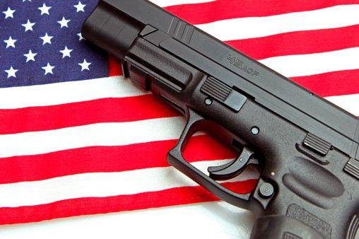 Отчёт о каждом выстреле. В США представили оружие на блокчейне
