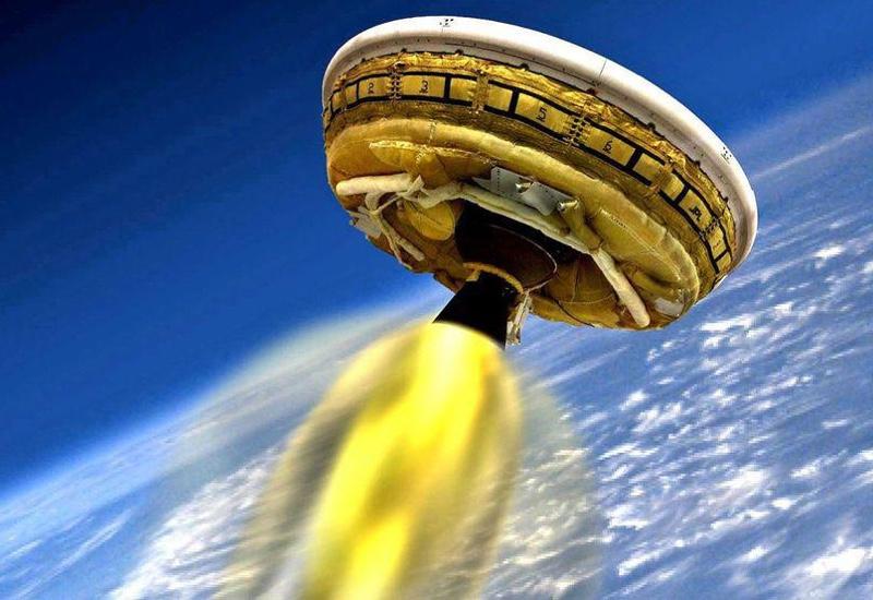 Парашют NASA для полета на Марс прошел первый этап испытаний