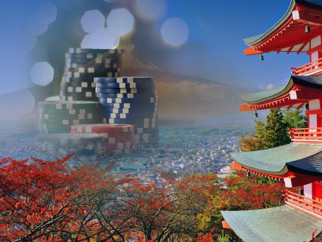 Парламент Японии поддержал проект закона о легализации казино