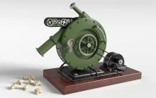 Паровой 3D-принтер выиграл конкурс «Промышленная революция» на сайте BlenderNation