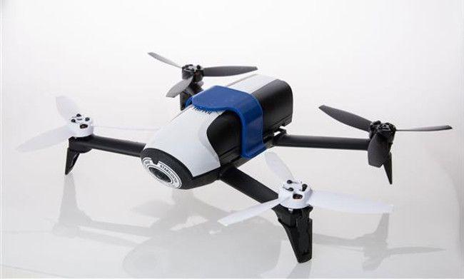 Parrot и MyMiniFactory начали работу над 3D-аксессуарами для дронов