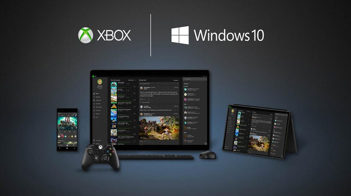 PC и Xbox One поставлять на єдину платформу