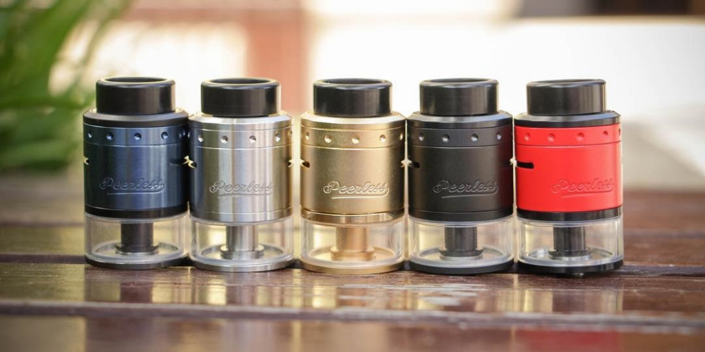 Peerless RDTA by GeekVape: a popular line is extended