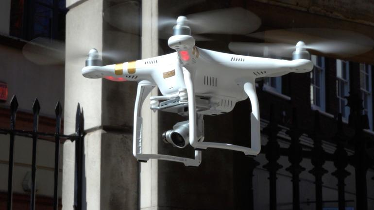 Periscope начал транслировать видео с дронов