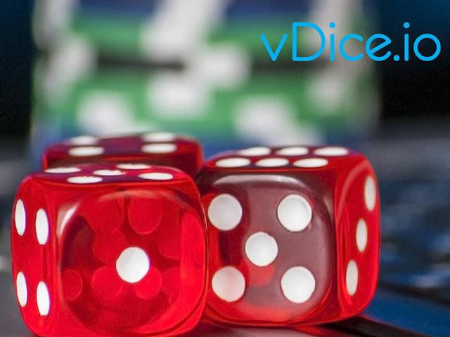 Первая игра на блокчейне vDice: условия ICO