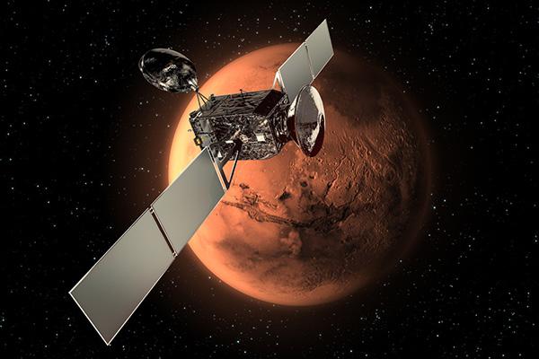 Первые фото «ЭкзоМарса»