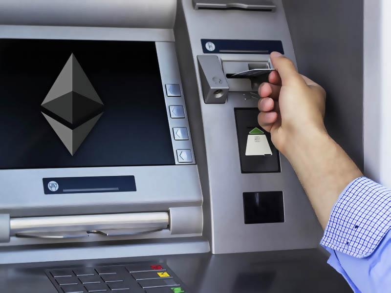 Первые в мире банкоматы для покупки Ethereum появились в Канаде