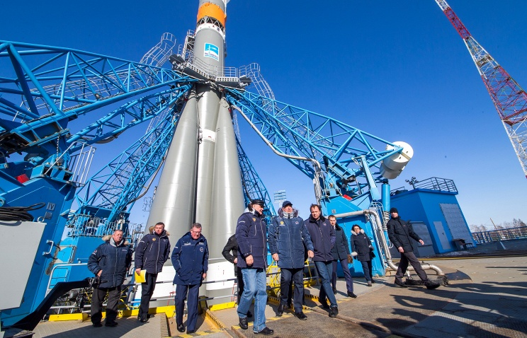 Первые запуски с «Восточного» – через месяц