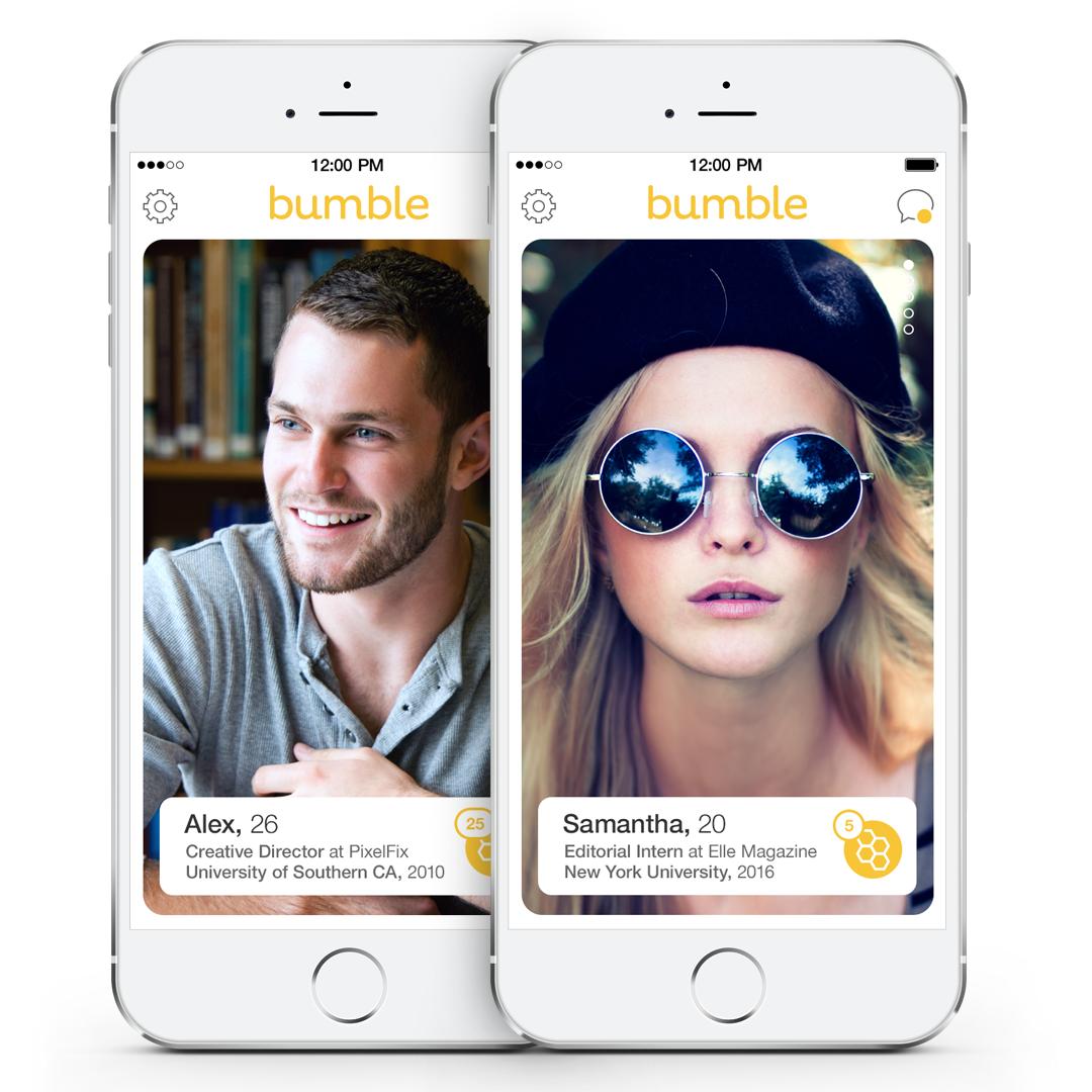 Первый миллион разговоров в приложении для знакомств Bumble
