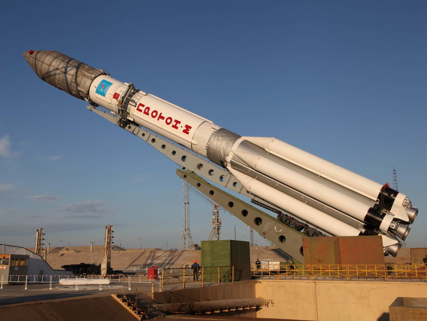 Первый в 2017 году запуск «Протона-М» запланирован на 29 мая
