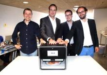 Первый в истории ужин, полностью напечатанный на 3D-принтере, пройдёт одновременно в Барселоне и Нью-Йорке