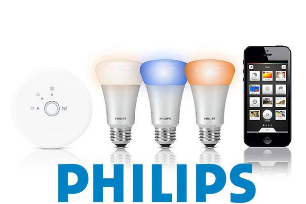 Philips объединяет освещение и Интернет вещей