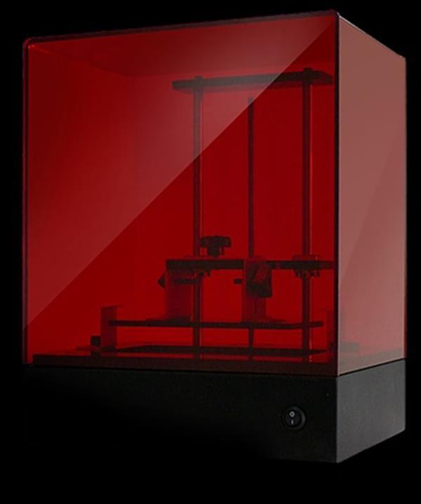 Photocentric представляет технологию «полимерной 3D-печати дневным светом»